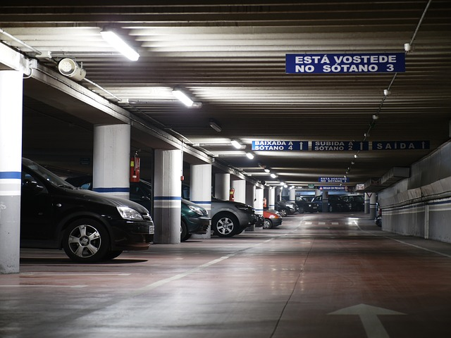 parking roissy